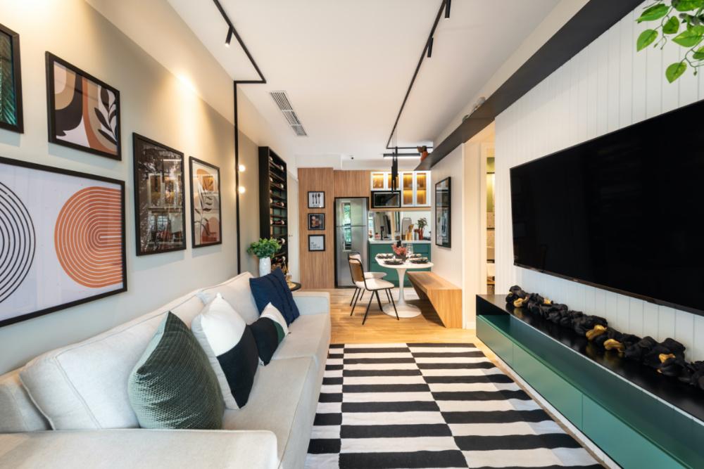 Apartamento de 41m² mistura urbano e natureza 03 1