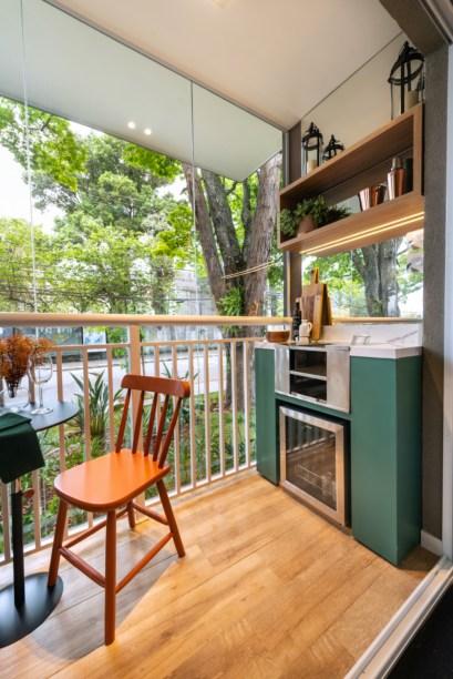 Apartamento de 41m² mistura urbano e natureza 11 1
