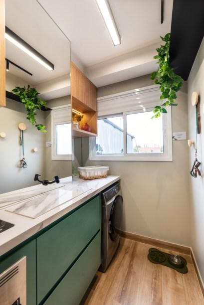 Apartamento de 41m² mistura urbano e natureza 14 1