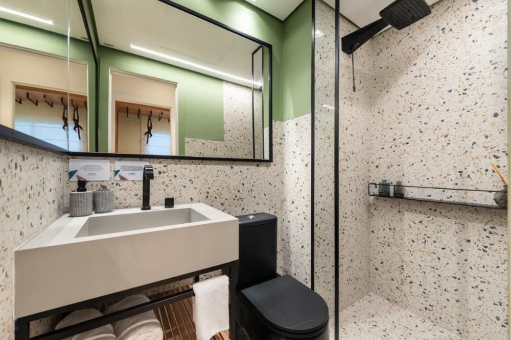 Apartamento de 41m² mistura urbano e natureza 21 1