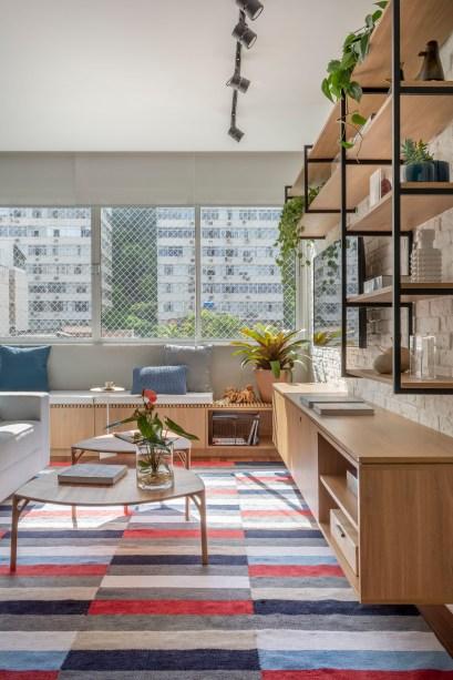 Apartamento em Botafogo assinado pela arquiteta MARINA ROMEIRO foto 2 Vision Art NEWS