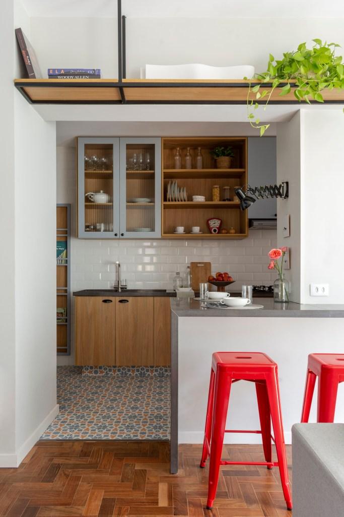 Apartamento em Botafogo assinado pela arquiteta MARINA ROMEIRO foto 8 Vision Art NEWS