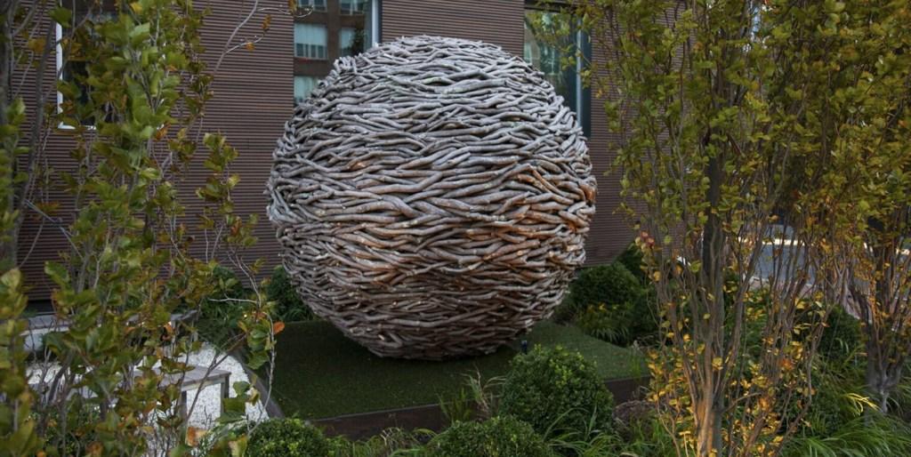 Já pensou em morar em um ninho de pássaro 05 Vision Art NEWS