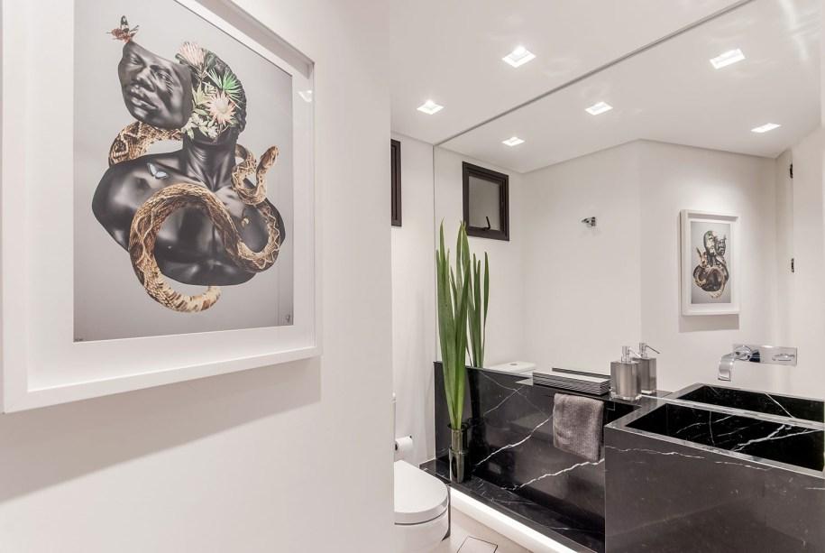 ambientes integrados com estetica minimalista e com tons claros casa.com estudio marion xavier 25 Vision Art NEWS