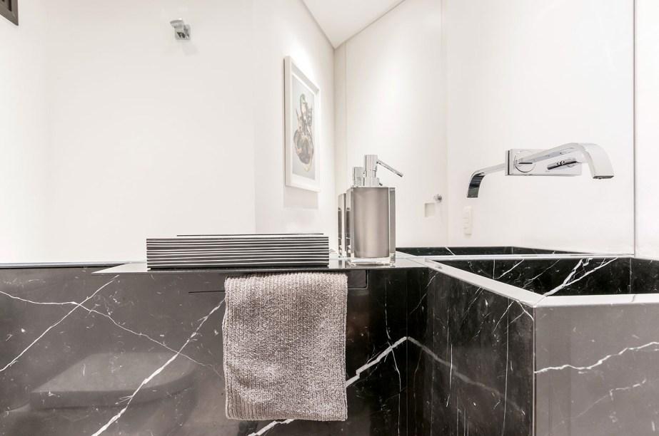 ambientes integrados com estetica minimalista e com tons claros casa.com estudio marion xavier 26 Vision Art NEWS