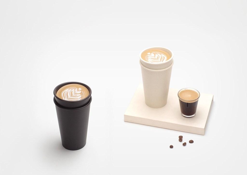 copos de cafe biodegradaveis nao derramam a bebida casa.com ilsangisang 4 Vision Art NEWS