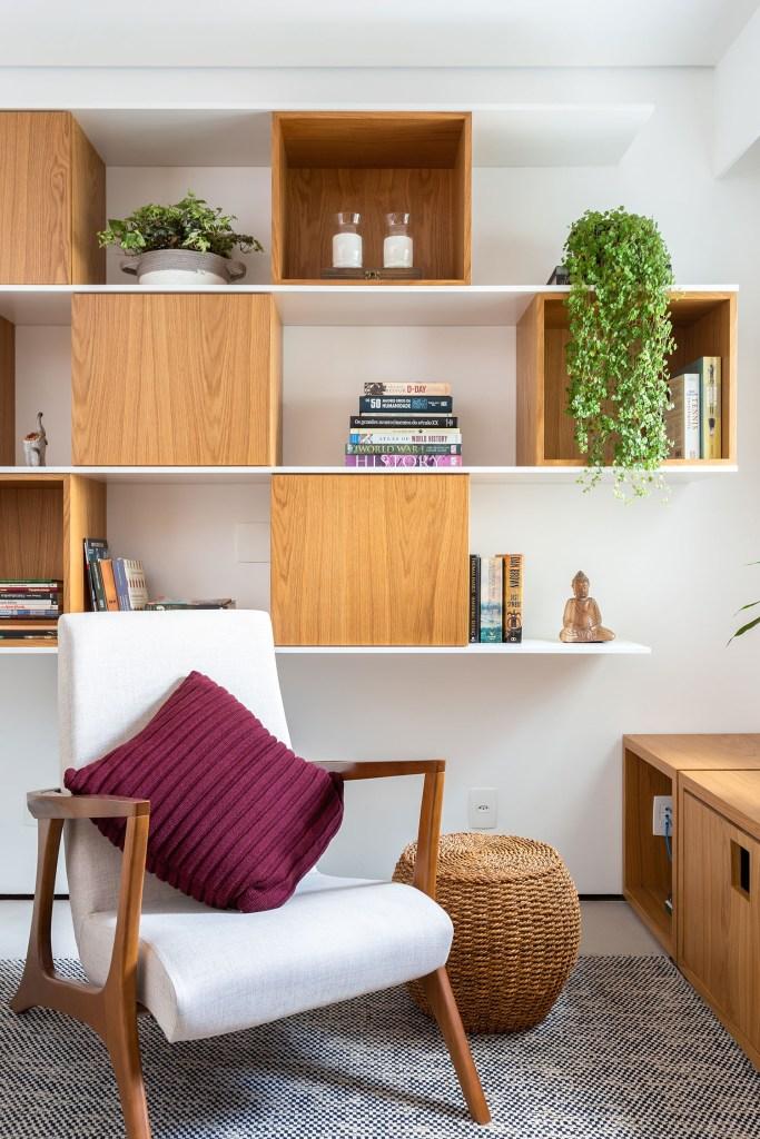 solucoes de marcenaria e minimalismo marcam a reforma do apto de 150m² casa.com studio tan gram estudio sao paulo 1 Vision Art NEWS