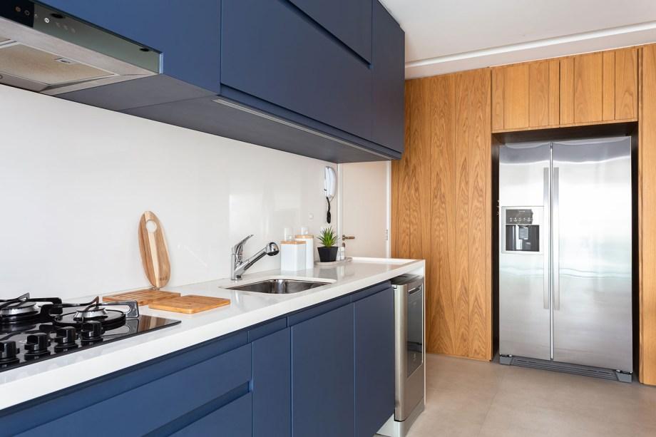 solucoes de marcenaria e minimalismo marcam a reforma do apto de 150m² casa.com studio tan gram estudio sao paulo 12 Vision Art NEWS