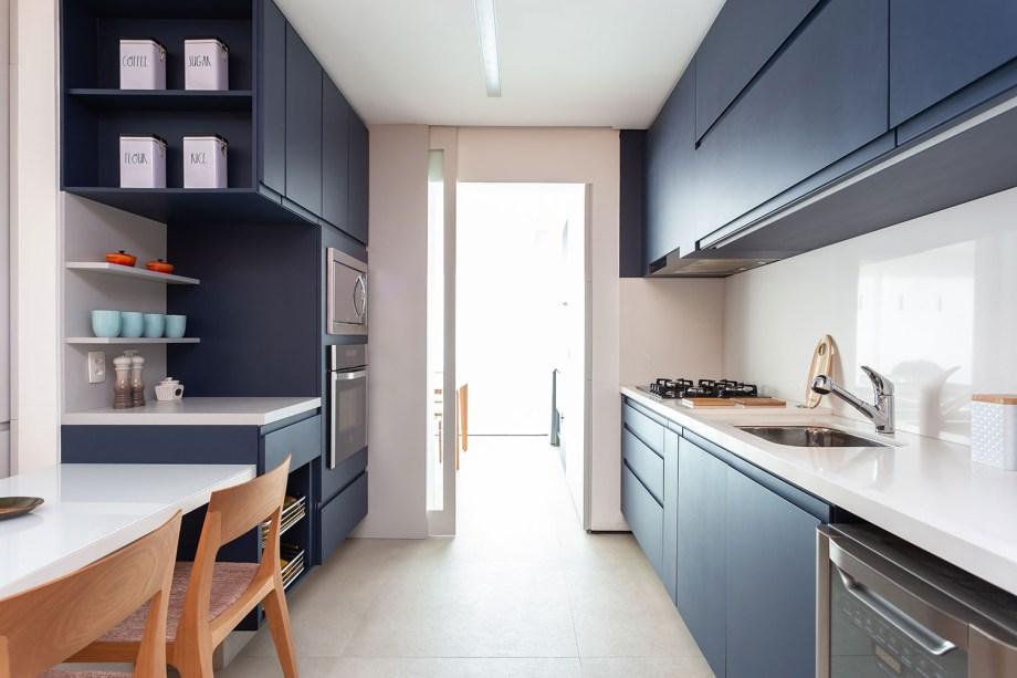 solucoes de marcenaria e minimalismo marcam a reforma do apto de 150m² casa.com studio tan gram estudio sao paulo 17 Vision Art NEWS