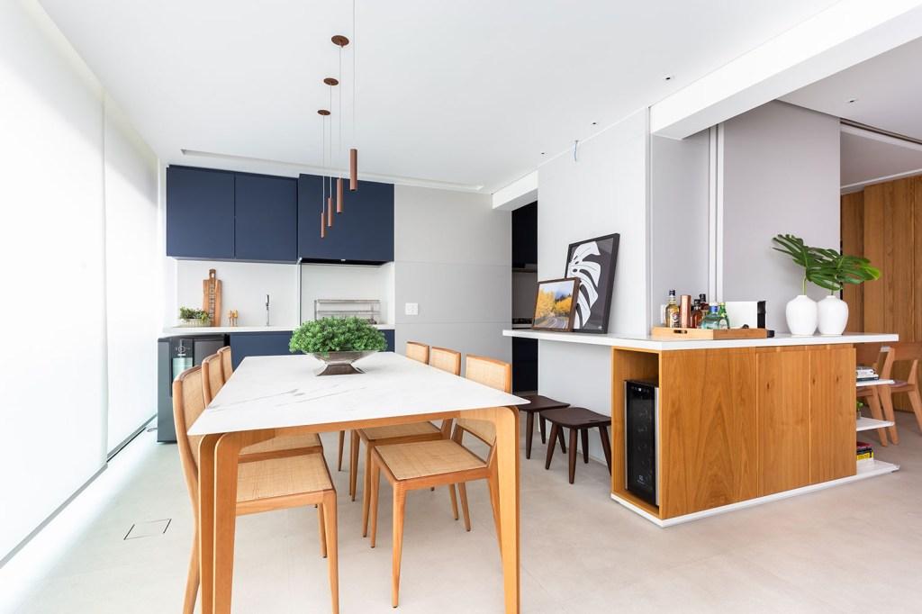 solucoes de marcenaria e minimalismo marcam a reforma do apto de 150m² casa.com studio tan gram estudio sao paulo 19 Vision Art NEWS