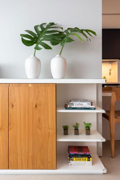 solucoes de marcenaria e minimalismo marcam a reforma do apto de 150m² casa.com studio tan gram estudio sao paulo 2 Vision Art NEWS