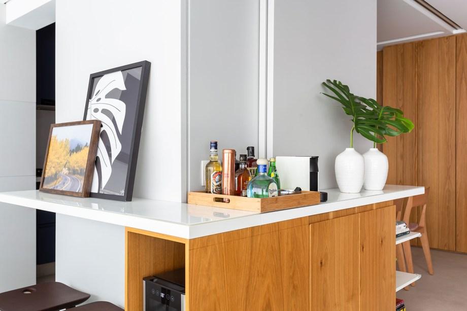 solucoes de marcenaria e minimalismo marcam a reforma do apto de 150m² casa.com studio tan gram estudio sao paulo 22 Vision Art NEWS