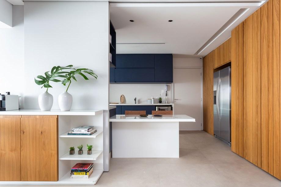 solucoes de marcenaria e minimalismo marcam a reforma do apto de 150m² casa.com studio tan gram estudio sao paulo 23 Vision Art NEWS