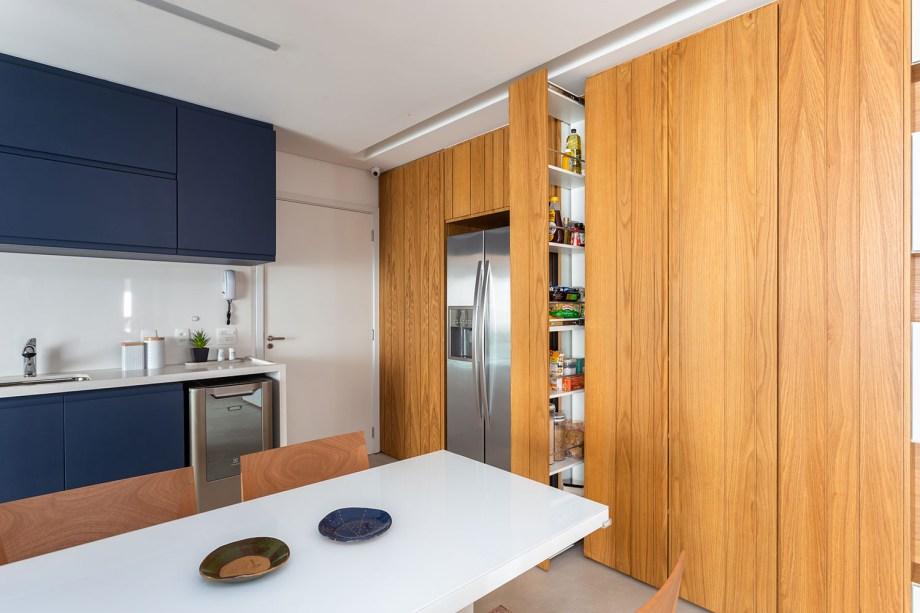 solucoes de marcenaria e minimalismo marcam a reforma do apto de 150m² casa.com studio tan gram estudio sao paulo 26 Vision Art NEWS