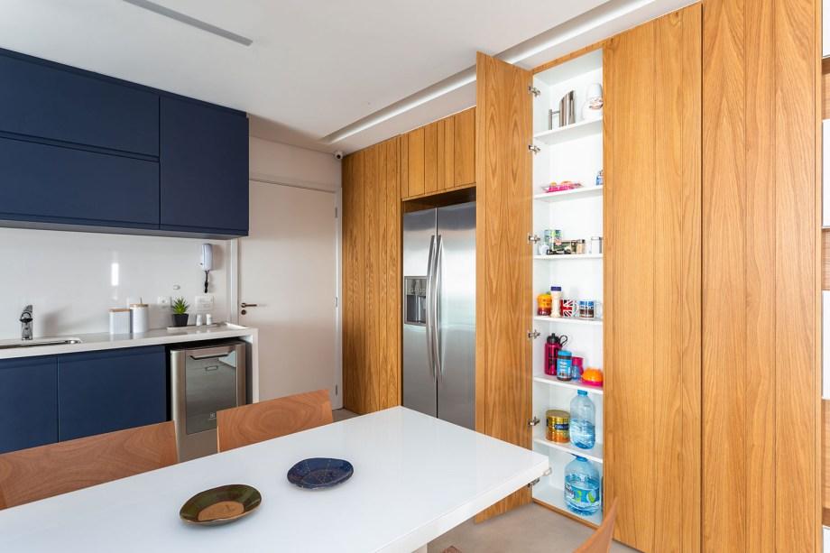solucoes de marcenaria e minimalismo marcam a reforma do apto de 150m² casa.com studio tan gram estudio sao paulo 27 Vision Art NEWS