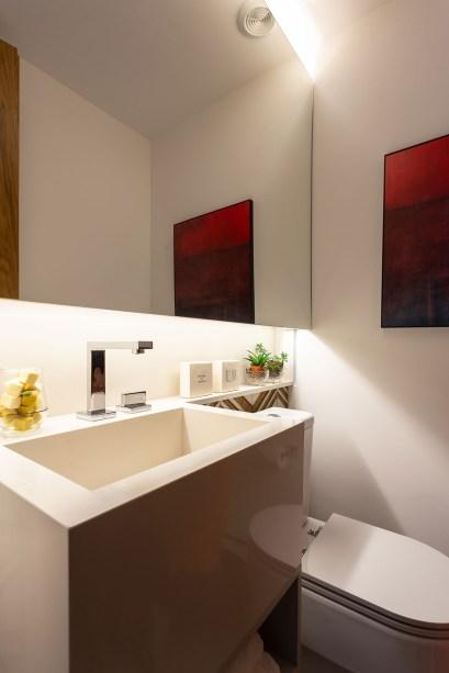 solucoes de marcenaria e minimalismo marcam a reforma do apto de 150m² casa.com studio tan gram estudio sao paulo 32 Vision Art NEWS