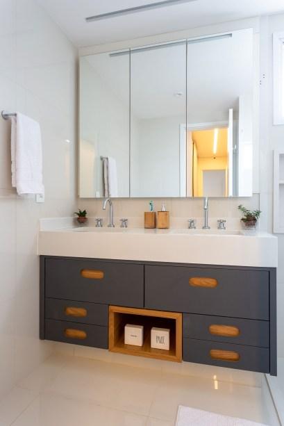 solucoes de marcenaria e minimalismo marcam a reforma do apto de 150m² casa.com studio tan gram estudio sao paulo 33 Vision Art NEWS