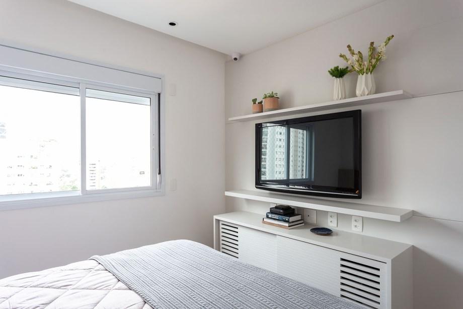 solucoes de marcenaria e minimalismo marcam a reforma do apto de 150m² casa.com studio tan gram estudio sao paulo 43 Vision Art NEWS