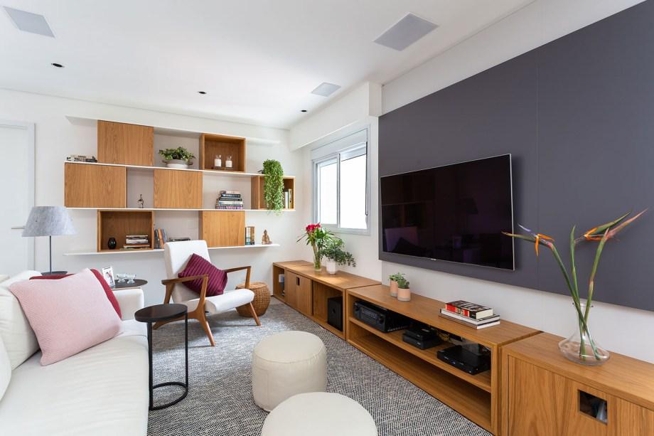 solucoes de marcenaria e minimalismo marcam a reforma do apto de 150m² casa.com studio tan gram estudio sao paulo 6 Vision Art NEWS