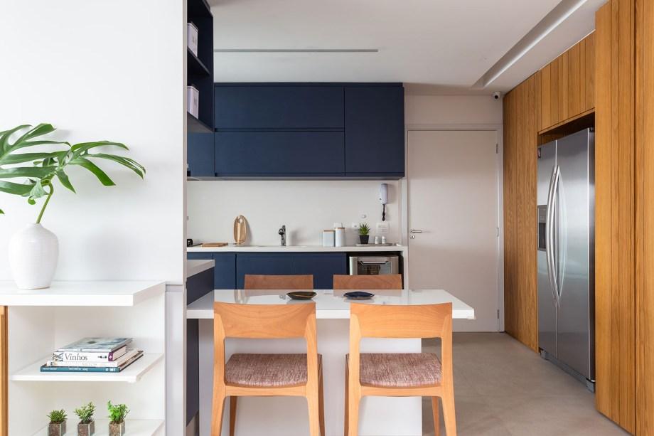 solucoes de marcenaria e minimalismo marcam a reforma do apto de 150m² casa.com studio tan gram estudio sao paulo 8 Vision Art NEWS
